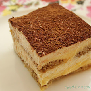 Tiramisu With Ladyfingers Recipes