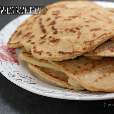 Whole Wheat Naan Bread