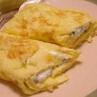Cream Cheese Omelet Recipes