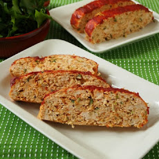 Kicked Up Chicken Meatloaf