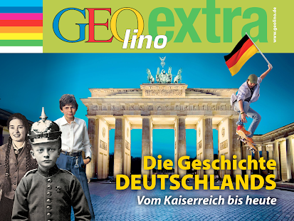 GEOlino extra – Deutschland Screenshot