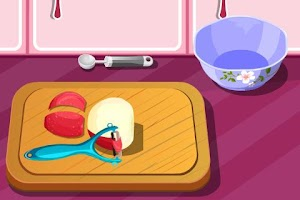 Screenshot of Pudding Cooking