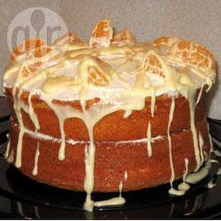 Sponge Cake With Orange Juice Recipes