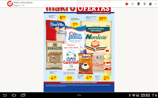 Screenshot of Guiato Ofertas