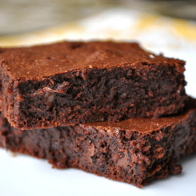 Ancho Chile-Cinnamon Brownies
