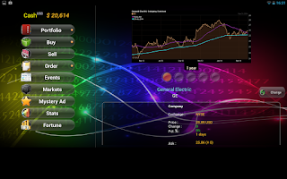 Screenshot of The Game of Stocks