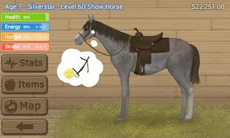 Screenshot of Horse Stable Tycoon  Demo
