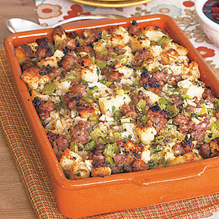Sausage-and-Fennel Stuffing