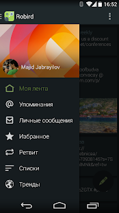 Robird for Twitter Screenshot