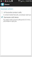 Screenshot of Smart Answering Machine