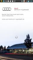 Screenshot of Audi Zentrum Ingolstadt