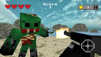 Screenshot of Pixel Fps - Gun Defense