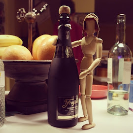 Happy New Year! by Joshua Burton - Novices Only Objects & Still Life ( chasinglight, woodenman, instadfw, vsco, vscocam )
