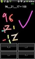 Screenshot of Math Practice Boards