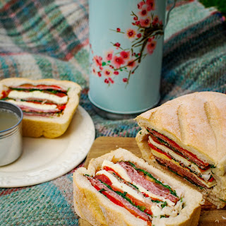 Stuffed Picnic Loaf