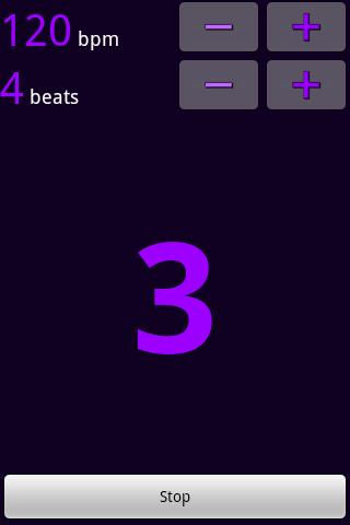 玩免費音樂APP|下載シンプルなメトロノームプロ app不用錢|硬是要APP