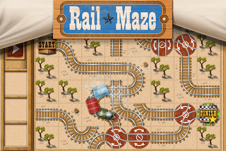 Rail Maze - Android Wear