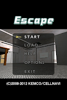 Screenshot of The Escape Game - KEMCO