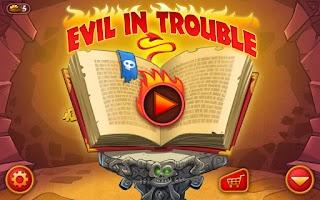 Screenshot of Evil In Trouble