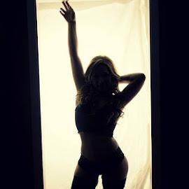 Silhouette by Ashley Stewart - Nudes & Boudoir Boudoir