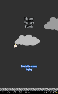 Flappy Vulture Funds - screenshot