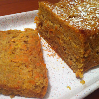 Simple Carrot Cake