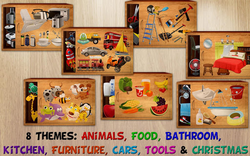 384 Puzzles for Preschool Kids - screenshot