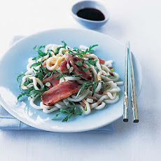 Tuna With Wasabi Noodles