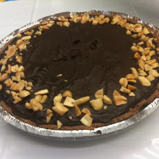 Peanut Butter Chocolate Pie