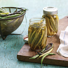 Pickled Dilled Beans