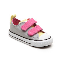 Converse Low Double Strap VELCRO TRAINER