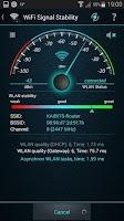 Screenshot of WiFi Overview 360