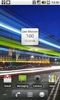 Screenshot of Glucose Meter - Diabetes