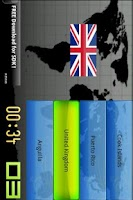 Screenshot of National Flag Quiz