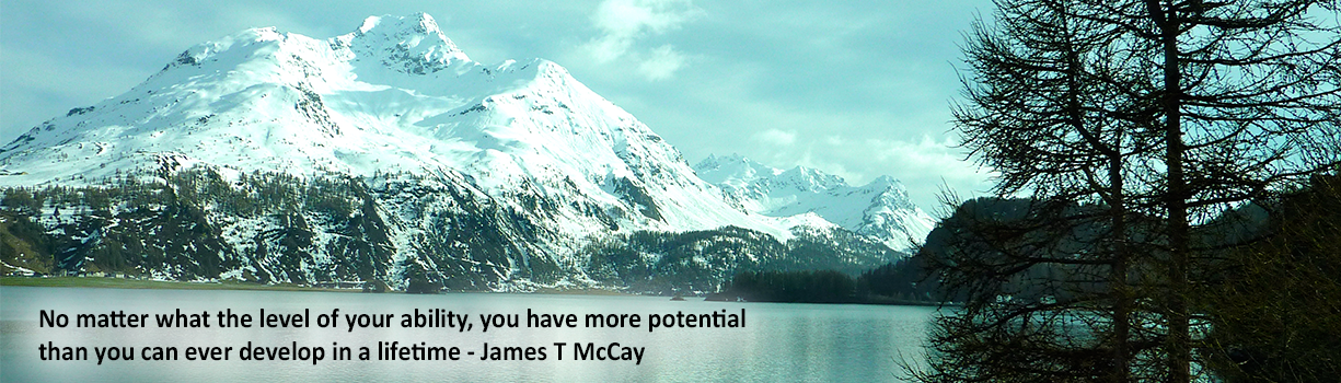 Develop your FULL Potential