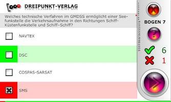 Screenshot of SRC - Short Range Certificate