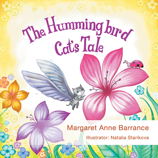 The Hummingbird Cat's Tale cover