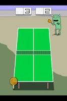 Screenshot of George's Ping Pong