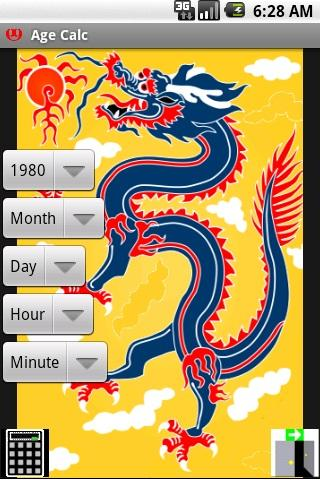 Horoscope Animal Age Calc
