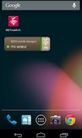 Screenshot of BEETmobile Wifi Hotspot App