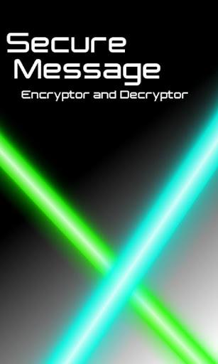 【免費通訊App】Secure Message Encryption-APP點子