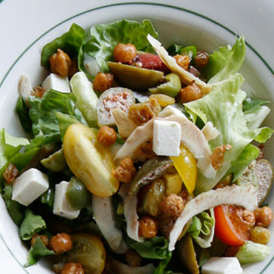 Chopped Salad Siciliana