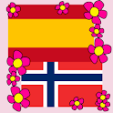 Norwegian-Spanish Dictionary icon