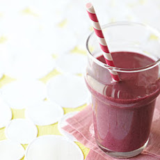 Blackberry-Mango Breakfast Shake
