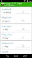 Screenshot of iSapori