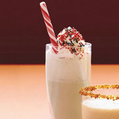 White Chocolate-Rum Shake