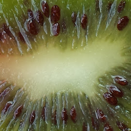 KIWI by Julane Vitarelli - Food & Drink Fruits & Vegetables ( colorful, mood factory, vibrant, happiness, January, moods, emotions, inspiration )