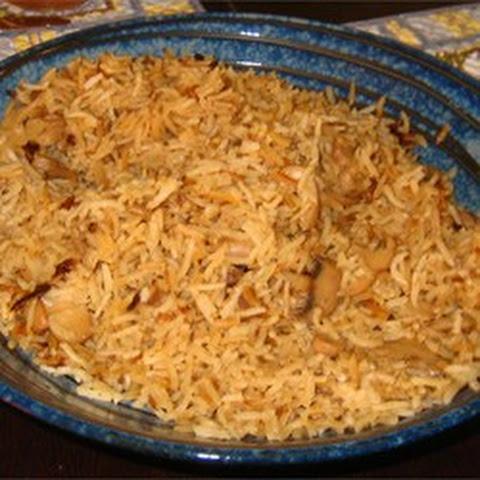 Long Grain Rice With Mushrooms | Fried Rice, Farro Grain and Mushroom ...
