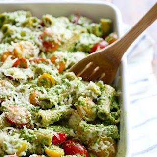 Healthy Pesto Pasta Bake Recipes
