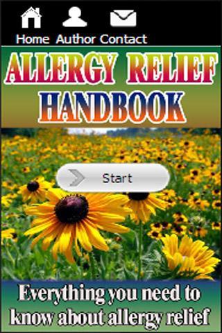 Allergy Relief Handbook